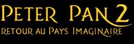 PETER PAN : RETOUR AU PAYS IMAGINAIRE. dans Peter Pan. peterpan2-logo